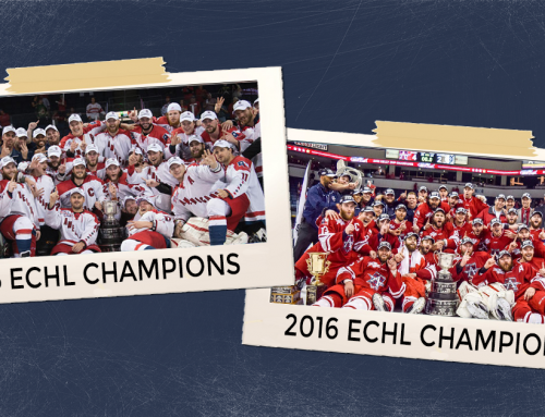 RELIVE THE 2015 & 2016 KELLY CUP CHAMPIONSHIPS