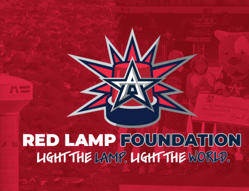ALLEN AMERICANS RED LAMP FOUNDATION CHARTS NEW COURSE FOR 2021-22 SEASON